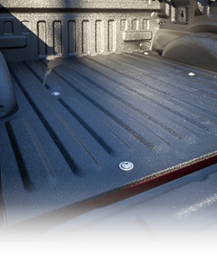 Spray On Bedliner
